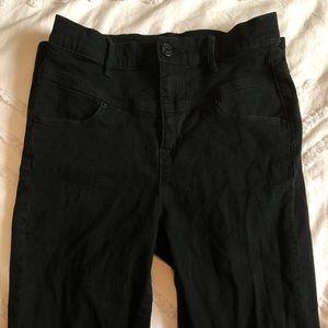 BDG Black Seam High Rise Jeans